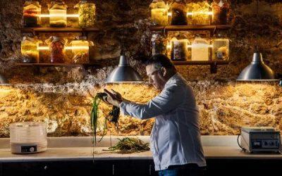 Aponiente, con el Chef Ángel Léon al frente, descubre un superalimento: el 'cereal marino'